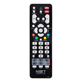 Controle Remoto Net Digital Hd Cr2fp Novo 100% Original
