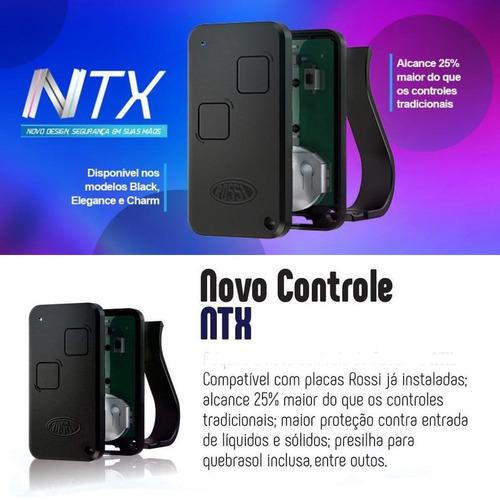 controle remoto ntx rossi com tx car farol alto dz3 dz4 nano