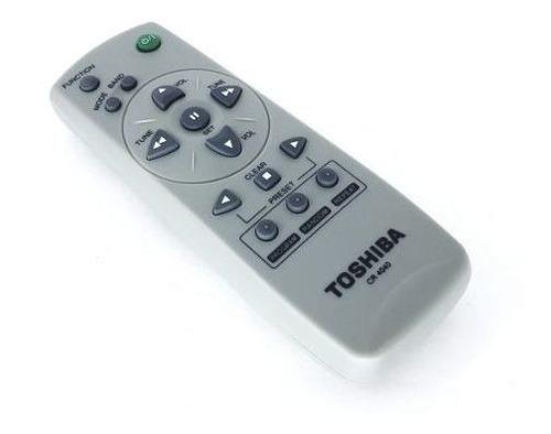 controle remoto original cr4040 toshiba mc662dw 4040
