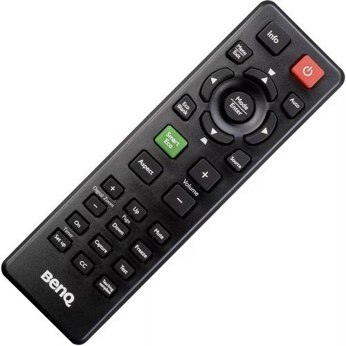 controle remoto original p/ projetor benq ms 510 ms 513 etc