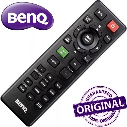 controle remoto original projetor benq mx525b mx525 - novo