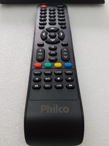 controle remoto original tv philco led smart p/ todas smartv