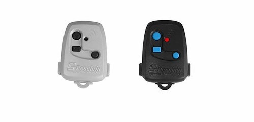 controle remoto p/ portão eletrônico várias cores- peccinin