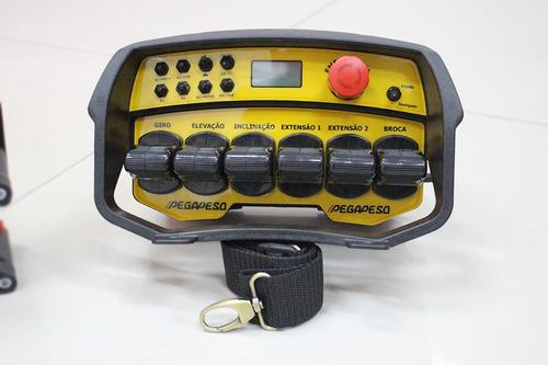 controle remoto para guindaste sem instalação