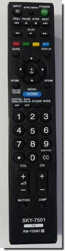controle remoto para sony