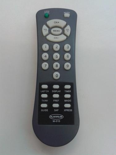 controle remoto para tv philco modelo m-010