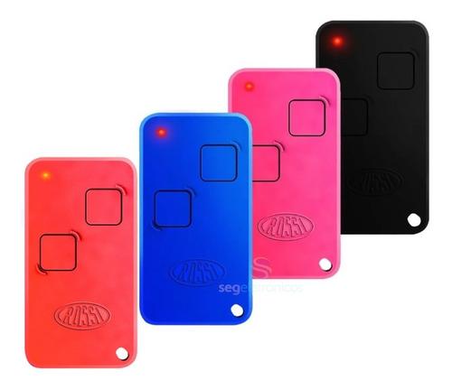 controle remoto portão rossi ntx 433 nano atto dz3 dz4 color