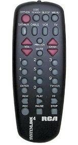 controle remoto rcr systemlink 4en1