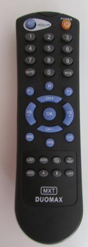 controle remoto receptor anadig elsys duomax + frete gratis