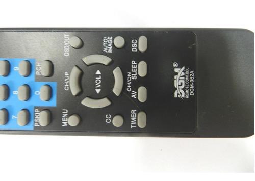 controle remoto receptor tecsat - dgm062a