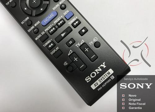 controle remoto rm-adp090 home sony bdv e4100 e2100 e6100