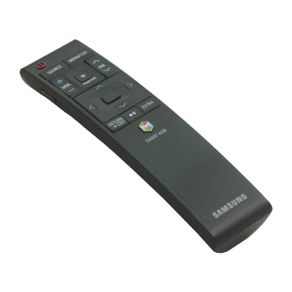 Controle Remoto Smart Hub Rmctpj1ap2 Samsung Js8500 Js9000 R 219