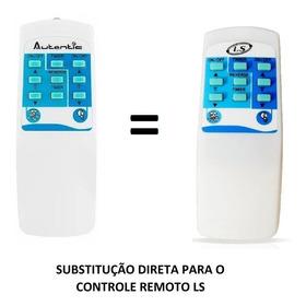 Controle Remoto Transmissor Ls P/ Ventilador *peça Reposição
