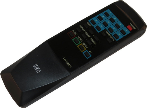 controle remoto tv gradiente (c-0849)