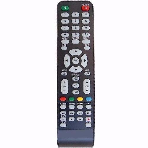 Controle Remoto Tv Lcd Led Cce Rc-512 Stile D32 / D40