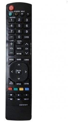 controle remoto tv lcd led plasma lg akb72915252 akb72915214 com 2 pilhas