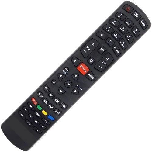 controle remoto tv led 3d philco  ph42e53sg / ph46e53s