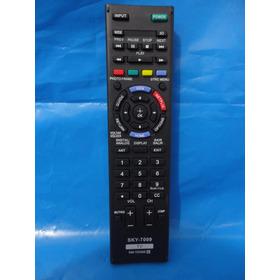 Controle Remoto Tv Led Lcd Sony Smart Rm-yd095 Kdl Netflix