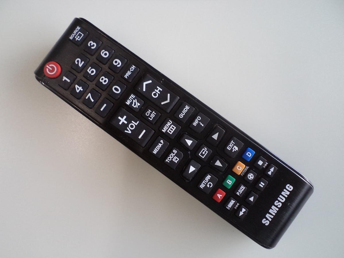 Controle Remoto Tv Led Samsung Un32fh4205g Original R