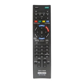 Controle Remoto Tv Led Sony Smart  Rm-yd099 Rm-yd101