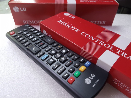 controle remoto tv lg original 3d smart - serve todas smartv