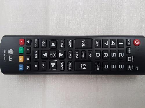 controle remoto tv lg original novo, serve todas tvs lg