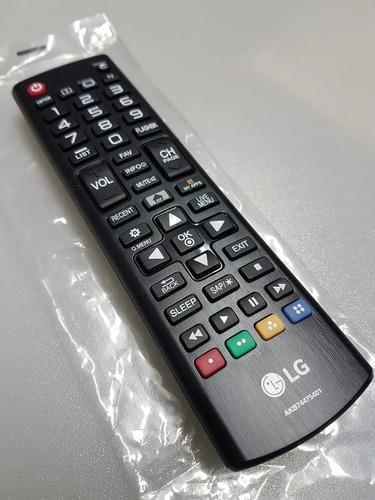 controle remoto tv lg smart 43lh5700 49lh5700 43lh5600 novo