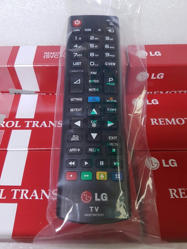 controle remoto tv lg smart original - serve todas lg smartv