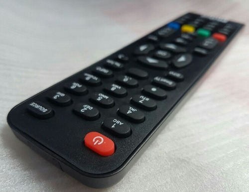 controle remoto tv north tech 24 polegadas nt- 24 d6