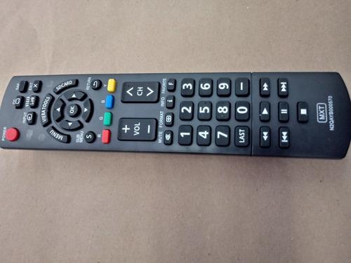 controle remoto tv panasonic tc-42et5 b todas linha viera