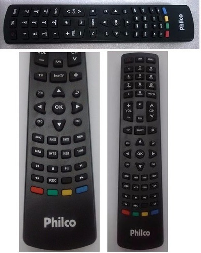controle remoto tv philco led ph40e36dsgw original