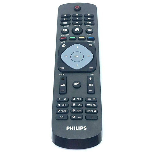 controle remoto tv philips original serve para todas smart