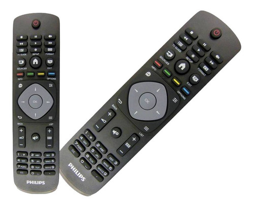 controle remoto tv philips original serve todas rc3144301