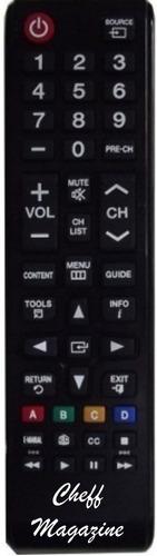 controle remoto tv samsung led 3d bn98-03037c