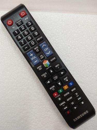 controle remoto tv samsung smart - original nacional - novo!