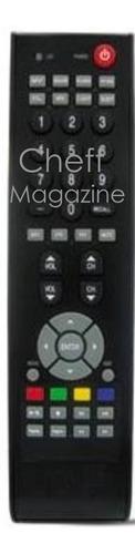 controle remoto tv semp toshiba lc3246 / lc4046 / lc4046fda