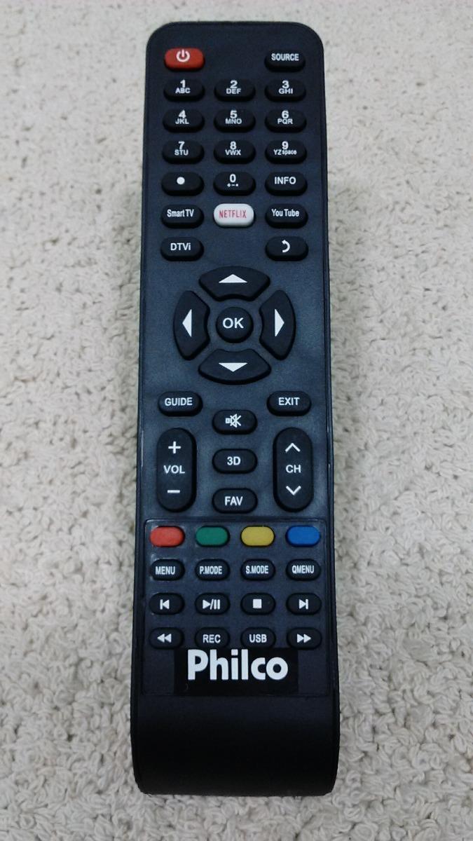 "Smart TV LED 49"" Philco PH49F30DSGWA Full HD com Conversor Digital ..."