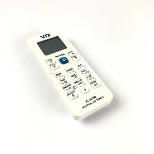 controle remoto universal split carrier springer kt-9018