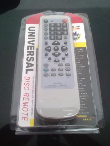 controle remoto universal tv  / dvd