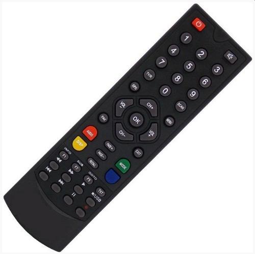 controle remoto zinwell br zbt-650n - gs300 / gs330 / gs111.