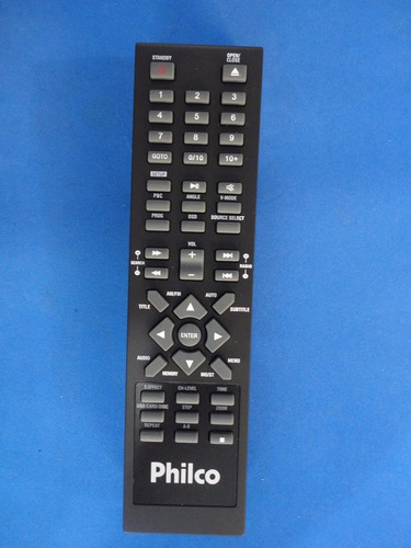 controle som mini system philco ph650 ph800 ph1100 original
