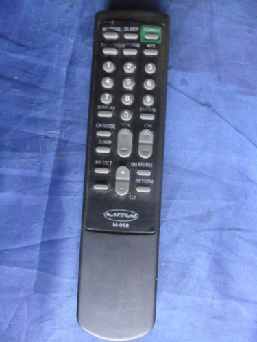 controle sony m-068  funcionando (ap10)