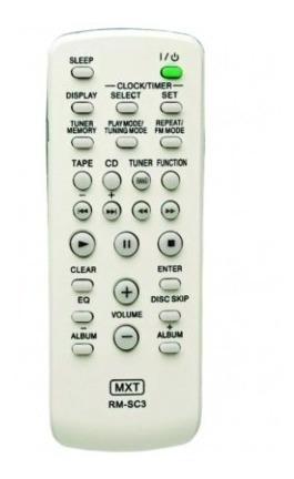 controle sony vídeo