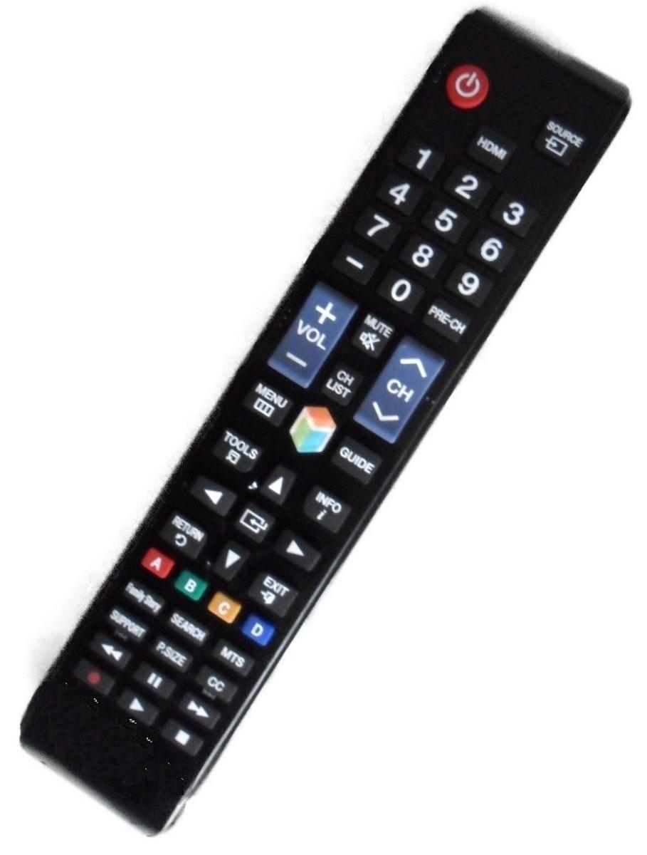 Controle Tv Led Samsung Smart Tv Aa59 00588a Hub 4 Portas R 29