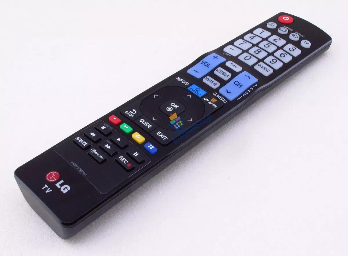 Controle Tv Lg 39ln5700 42ln5700 47ln5700 32ln570b