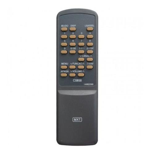 controle tv mitsubishi tc1492  tc20a tc2198 ik-004a c0858