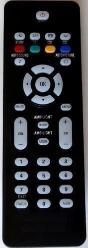 controle tv philips lcd led 32pfl5332/78