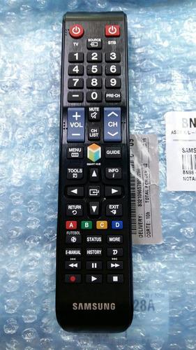 controle tv samsung un40j5500 un40j5300 un40h5500 un40h6400