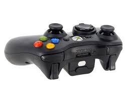 controle xbox 360 fio com para
