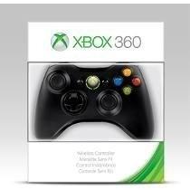 controle xbox 360 wireless original microsoft